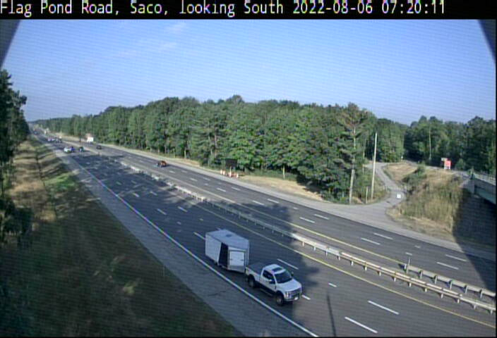 I-95 Saco Maine South