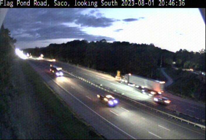 I-95 Saco Maine South
